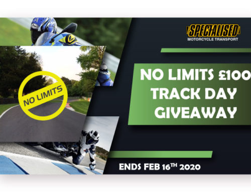 Latest Giveaway – No Limits Track Day Voucher